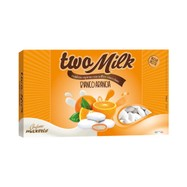 TWO MILK BIANCO ARANCIO